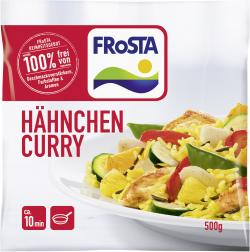 Frosta H�hnchen Curry  (500 g) - 4008366001347