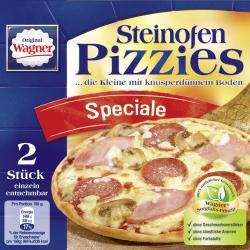 Original Wagner Steinofen Pizzies Speciale  (300 g) - 4009233013203