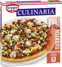 Dr. Oetker Culinaria Turkish Lahmacun Style  (400 g) - 4001724851509
