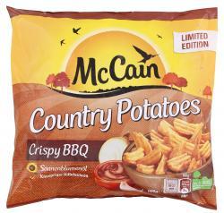 McCain Country Potatoes Crispy BBQ  (600 g) - 8710438045017