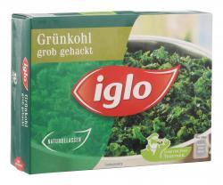 Iglo Gr�nkohl grob gehackt  (600 g) - 4056100040770