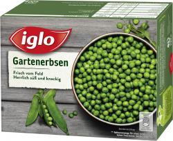 Iglo FeldFrisch Gartenerbsen  (400 g) - 4056100045089