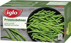 Iglo FeldFrisch Prinzessbohnen  (400 g) - 4056100042262