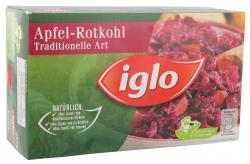 Iglo Apfel-Rotkohl traditionelle Art  (750 g) - 4056100045485