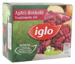 Iglo Apfel-Rotkohl traditionelle Art  (450 g) - 4056100045478