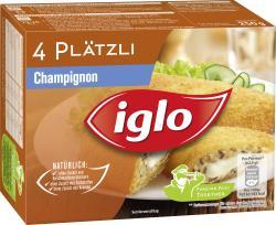 Iglo Pl�tzli Champignon  (250 g) - 4056100041258