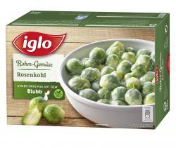Iglo Rahm-Gem�se Rosenkohl  (500 g) - 4250241201247