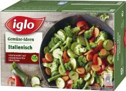 Iglo Gem�se-Ideen italienische Pfanne  (528 g) - 4250241201353