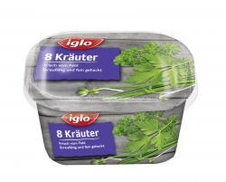 Iglo FeldFrisch 8 Kräuter  (50 g) - 4250241201582
