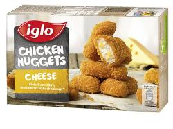 Iglo Gold Chicken Nuggets Cheese  (250 g) - 4250241205085