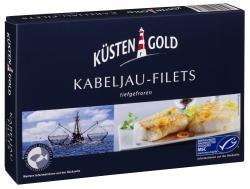 K�stengold Kabeljau-Filets  (250 g) - 4250426201765