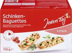 Jeden Tag Schinken-Baguettes  (6 x 125 g) - 4306188822004