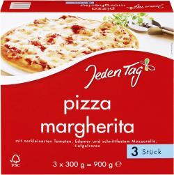 Jeden Tag Pizza Margherita  (3 x 300 g) - 4306180077051