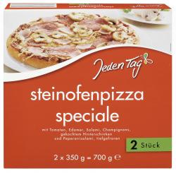Jeden Tag Steinofenpizza Speciale  (2 x 350 g) - 4306188819844