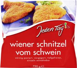 Jeden Tag Wiener Schnitzel  (750 g) - 4306188819875