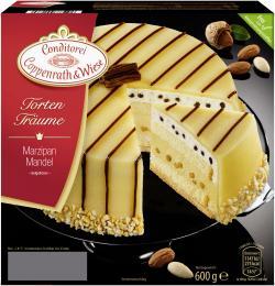Coppenrath & Wiese Torten Tr�ume Marzipan Mandel  (600 g) - 4008577001860