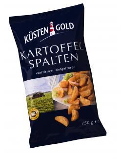 Küstengold Kartoffelspalten  (750 g) - 4250426206111