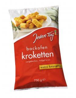 Jeden Tag Backofen Kroketten extra knusprig 2012292