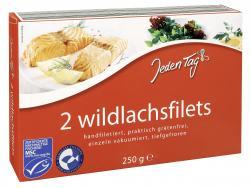 Jeden Tag Wildlachsfilets  (250 g) - 4306188820376
