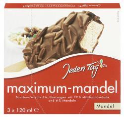 Jeden Tag Maximum-Mandel  (3 x 120 ml) - 4007993007418