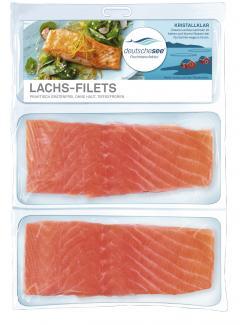 Deutsche See Lachsfilet  (2 x 160 g) - 4009239873658