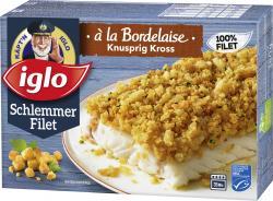 Iglo Schlemmer-Filet à la Bordelaise knusprig kross  (380 g) - 4250241203500