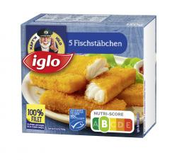 Iglo Fischstäbchen  (150 g) - 4056100045157
