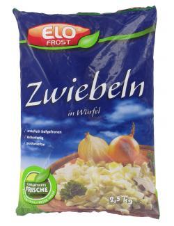 Elo Frost Zwiebeln in W�rfel  (2,50 kg) - 4039876084414