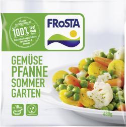 Frosta Gem�se Pfanne Sommergarten  (480 g) - 4008366007011