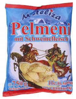 Meteliza Pelmeni mit Schweinefleisch  (750 g) - 4030285001030