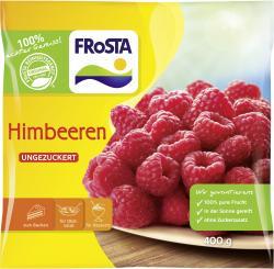 Frosta Himbeeren ungezuckert  (400 g) - 4008366008483
