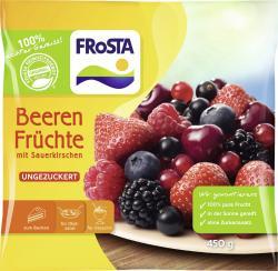 Frosta Beeren Früchte mit Sauerkirschen ungezuckert  (450 g) - 4008366008506