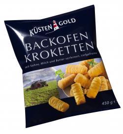 Küstengold Backofen Kroketten  (450 g) - 4250426208535