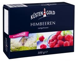 Küstengold Himbeeren  (300 g) - 4250426208498