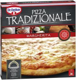 Dr. Oetker Pizza Tradizionale Margherita  (340 g) - 4001724007104