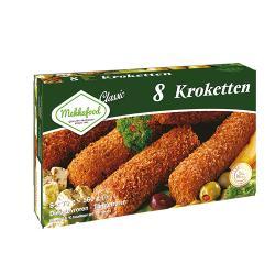Mekkafood Rindfleisch Kroketten  (8 x 70 g) - 4026279970505