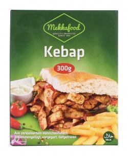 Mekkafood Kebap  (300 g) - 4026279980009