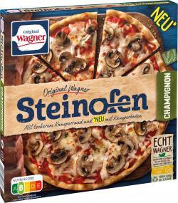 Original Wagner Steinofen Pizza Champignon  (350 g) - 4009233003693