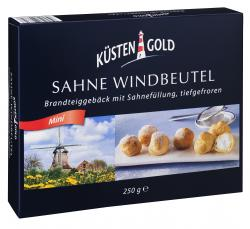 K�stengold Sahne Windbeutel  (250 g) - 4250426208818