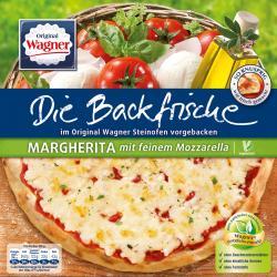 Original Wagner Die Backfrische Margherita  (320 g) - 4009233006977