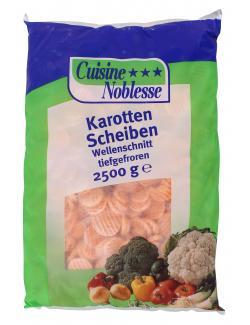 Cuisine Noblesse Karotten Scheiben Wellenschnitt  (2,50 kg) - 4306283120340