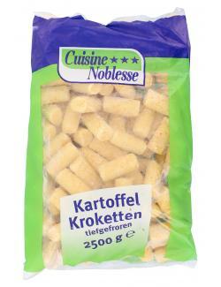 Cuisine Noblesse Kartoffel Kroketten  (2,50 kg) - 4306283121033