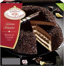 Coppenrath & Wiese Torten-Tr�ume Mousse au Chocolat  (600 g) - 4008577001907