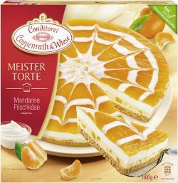 Coppenrath & Wiese Meistertorte Mandarine-Frischk�se  (1,10 kg) - 4008577006681