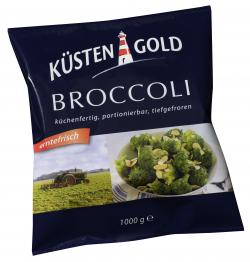 Küstengold Broccoli  (1 kg) - 4250426208573