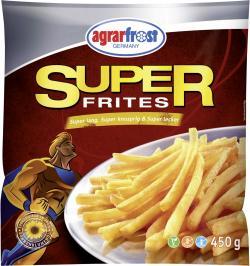 Agrarfrost Super Frites  (450 g) - 4003880132942