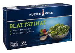 K�stengold Blattspinat  (450 g) - 4250426211849