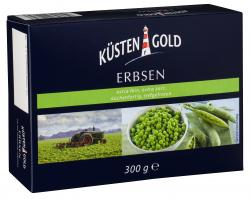 Küstengold Erbsen  (300 g) - 4250426211757