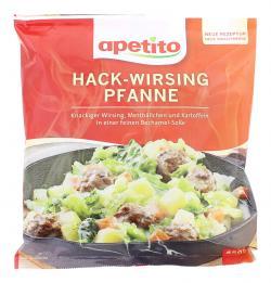 Apetito Hack-Wirsing-Pfanne  (450 g) - 4006624070722
