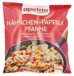 Apetito H�hnchen-Paprika Pfanne  (500 g) - 4006624070760
